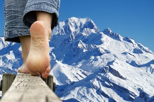 7 ötlet a téli lábápoláshoz